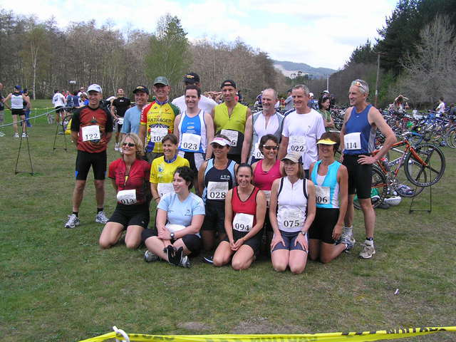 Interclub Duathlon Champs